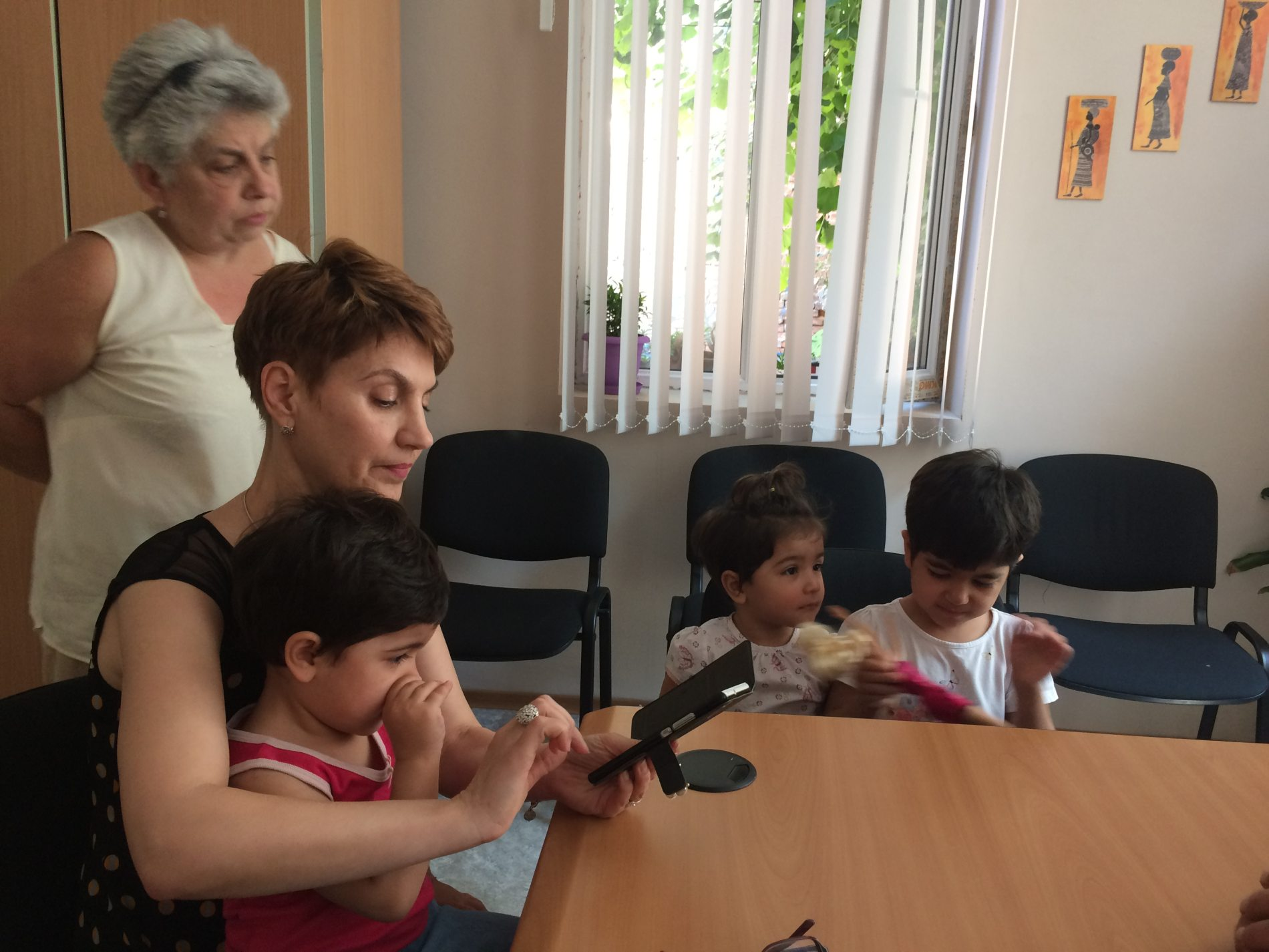 "Deana Dimova: ""Roma women do not feel that violence against them and their children is something wrong"""